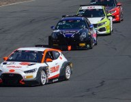 Maxson makes it 3 for 3 in Sonoma TC