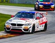 Auberlen/Walker Jr take Pirelli GT4 America Race 1 at Road America