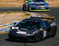 Cooper, Dinan continue Pirelli GT4 Sprint winning ways at Sonoma