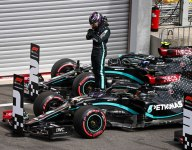 Hamilton takes Belgian GP pole with new lap record