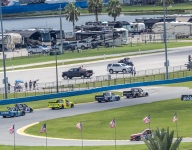 Creed wins first Gander Trucks Daytona road race