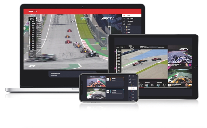 F1 TV Pro: See more, know more with a 7-day FREE trial