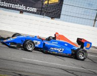 Swanson blazing a new trail in Road to Indy