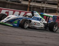 Sulaiman, Rasmussen secure Road to Indy poles at LOR