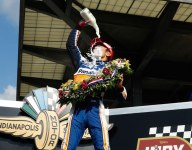 Sato outlasts Dixon for second Indy 500 win