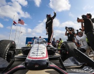 """""""We can't give up on the championship yet"""" - Newgarden"""