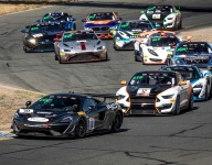 Cooper sweeps Pirelli GT4 America Sprint weekend at Sonoma