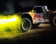 Menzies claims Vegas to Reno desert race