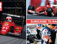 RACER Magazine: The Winning Issue/Great Cars Special
