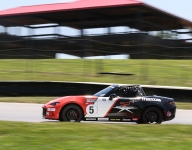 Wagner rules Friday Global Mazda MX-5 Cup action at Mid-Ohio