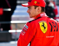 Only slight pain for Leclerc after heavy Monza crash