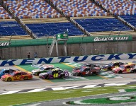 Kentucky joins Chicagoland in being dropped by NASCAR