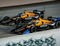 Norris, Sainz keeping an eye on McLaren IndyCar exploits