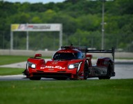Nasr keeps Whelen Cadillac on top in second Road Atlanta practice