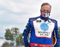 Mike Wallace suspended indefinitely by NASCAR