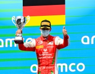 Schumacher, Ilott to make FP1 debuts at Nurburgring