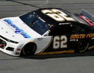 Gaughan looks to finish career in style at Talladega
