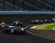 IndyCar to test aero changes to promote overtaking