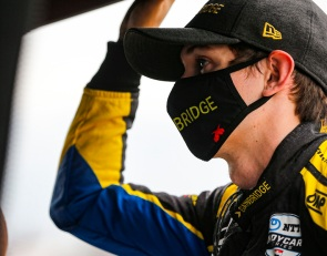 Veach parts with Andretti ahead of Harvest GP