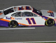 Trio of JGR Toyotas sent to the back at Bristol
