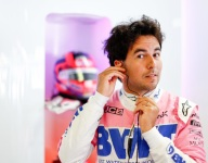 Racing Point is starting to hide things - Perez