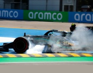 Bottas laments missed opportunity at Monza