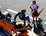 Sainz left 'shaking' after P3 lap