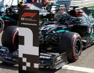 Mercedes pair rub in superiority despite PU rule change