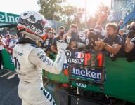 Gasly beats Sainz in Italian GP stunner