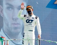 Hamilton on Gasly: 'He beat the team that demoted him. That's definitely got to hurt'