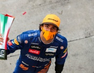 Sainz admits disappointment at missed first win