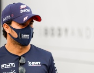 Perez blindsided by Racing Point/Vettel deal
