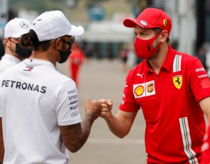 Seeing Hamilton match Schumacher would be bittersweet for Vettel