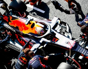 Horner says Verstappen has to work through frustration of non-finishes