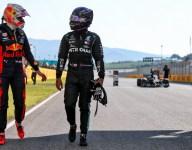 Hamilton wins first Tuscan GP pole