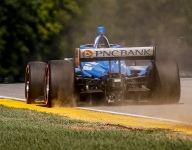 Qualifying, middle-stint struggles costly for Dixon in Mid-Ohio Race 1