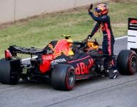 Red Bull pleased by Albon progress