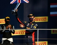 'Thanks for sticking with me!' Albon tells Red Bull after first podium