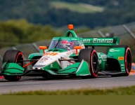 Herta leads Andretti 1-2-3 Sunday at Mid-Ohio