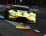 LM24 Hour 18: Field stabilizes with six hours to go