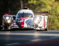 Rebellion stays quick in fourth Le Mans practice, P2 entries rebound from crashes