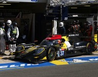 LM24 Hour 2: Tactics, troubles shuffle the order