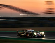 Rebellion tops night practice at Le Mans