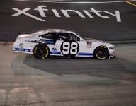 Late pass nets Briscoe NASCAR Xfinity win at Bristol