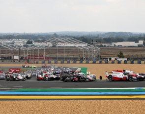 LM24 Hour 1: Toyota leads Rebellion