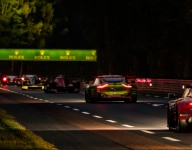LM24 Hour 14: 'Slow Zone' triggers flurry of stops