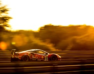 LM 24 Hour 20: AF Corse closing back on Aston Martin's lead in GTE Pro