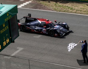 United Autosports wins LMP2 race of attrition at Le Mans