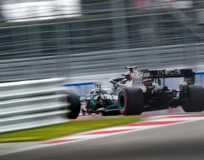 Hamilton one of four under investigation after cutting corner