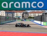 Troubled run nets Russian GP pole for Hamilton